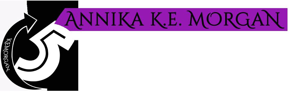 ∞ Annika K.E. Morgan ∞