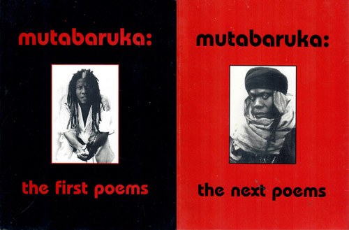 Mutabaruka double-volume poems