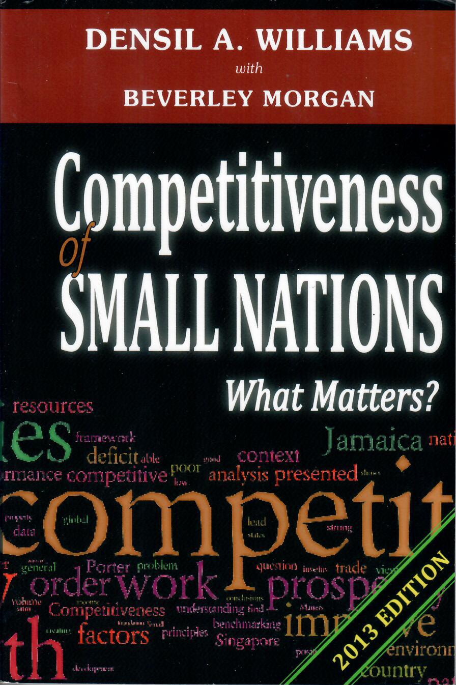 Competitiveness of Small Nations: What Matters?