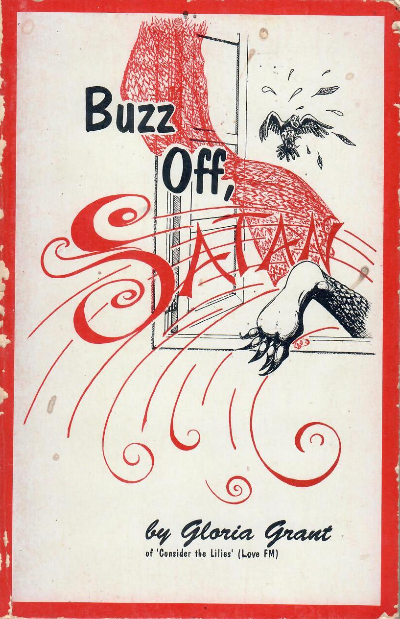 Buzz Off, Satan - by Gloria Grant (1994)