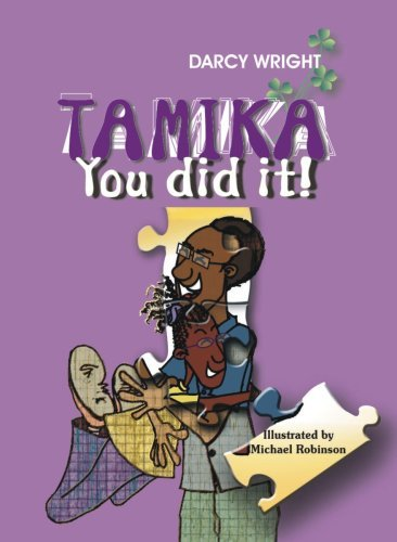 Tamika, You Did It!